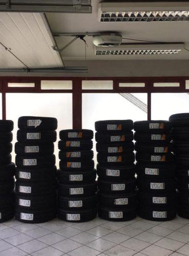 nove pneumatiky